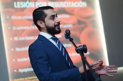 Hemorragia Crítica por el Dr. Alejandro Díaz Carrillo