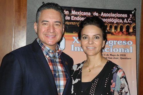 Cena de gala de profesores en el XX Congreso Internacional de Endoscopía Ginecológica