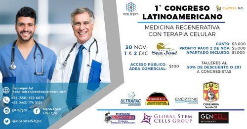 Latinoamericano Medicina Regenerativa